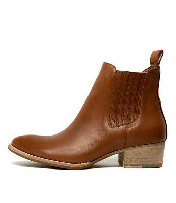 New Django & Juliette Leatty Womens Shoes Casual Boots Ankle