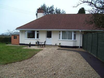Self Catering holiday accommodation - Taunton, Somerset