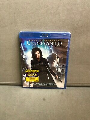 Underworld: Awakening [New Blu-ray] Ac-3/Dolby Digital, Dolby, Dubbed, Subtitl