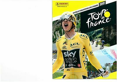 "lot 30 images, vignettes, stickers  PANINI ""TOUR DE FRANCE 2019"""