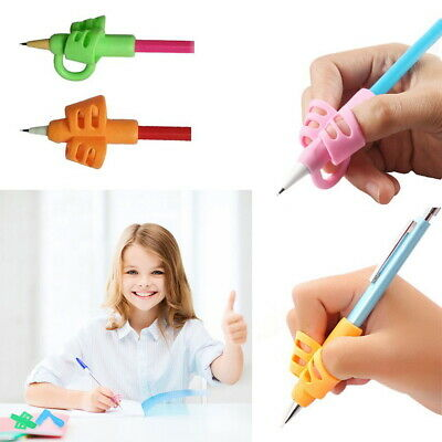 3/6 Pcs Set Children Pencil Holder Pen Writing Aid Grip Posture Tools Correction