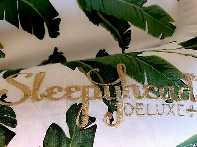 Sleepyhead Deluxe Plus Cover Limited Edition - Banana Print NEW