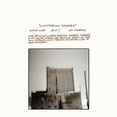 """Godspeed You Black Emperor """" Luciferian Towers 180G Vinyl & Poster """" New Sealed"""