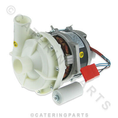 Fir 3911.2350 Wash Pump Motor For Classeq Commercial Dishwasher Glasswasher