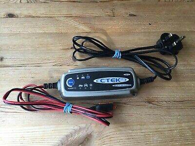Ctek Multi XS3600 Car Battery Charger For Parts