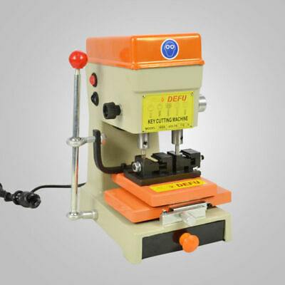 110V Key Duplicating Machine Key Reproducer Reproducing Cutter Engrave Key Guide