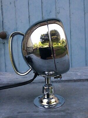 Vintage Raydyot Spotlight, Adjustable, Classic Car / Rat Rod / Series Land Rover