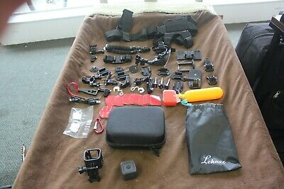GoPro Hero  5 Session Action Camera with many accessories