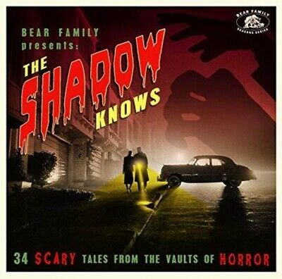 Various Artists - The Shadow Knows (Various Artists) [New CD]