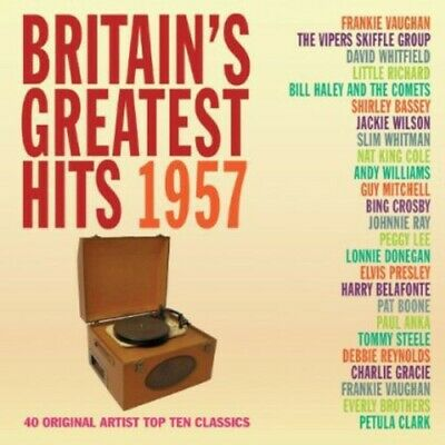 Various Artists - Britain's Greatest Hits 1957 / Various [New CD]