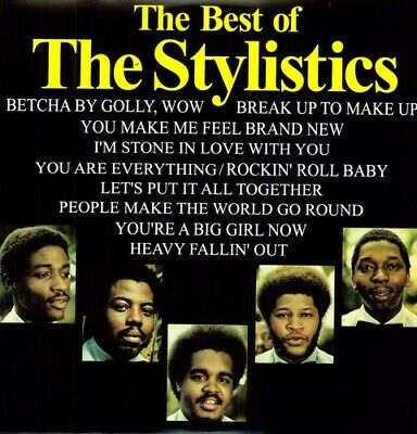 The Stylistics - The Best Of The Stylistics [New Vinyl]