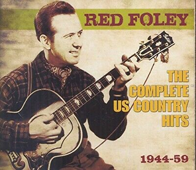 Red Foley - Complete Us Country Hits 1944-59 [New CD]