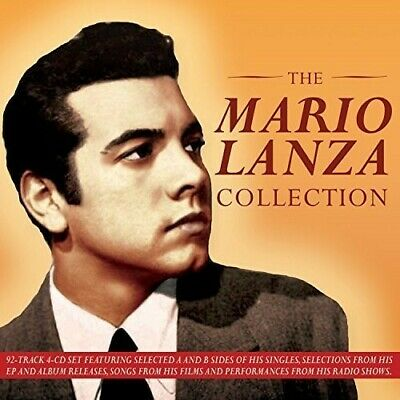 MARIO LANZA ULTIMATE Collection 2CD Classic Greatest
