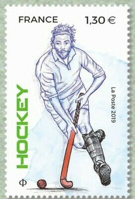 France 2019 SPORT Couleur Passion Hockey MNH / Neuf**