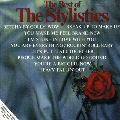 The Stylistics - Best of the Stylistics [New CD]