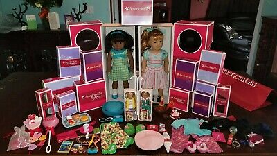 ☆American Girl Doll LOT☆MARY ELLEN☆MELODY☆Clothes☆ACCESSORY*Kitt☆LEA☆Julie☆Grace