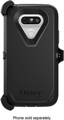 OtterBox - Defender Series Protective Cover for LG G5 - Black. Free Shipping