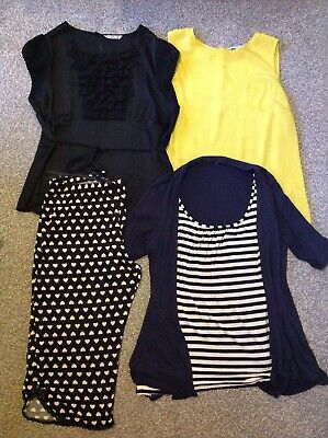 Womans Ladies Clothing Bundle ~ Size 18 ~ 4 Items ~ Matalan George New Look Top