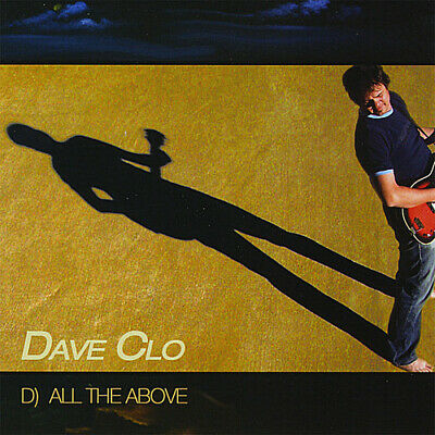 Dave Clo - D) All the Above [New CD]