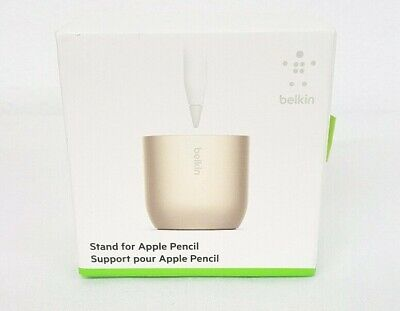 Belkin Base Stand for Apple Pencil HKE12ZM/A NEW Opened Box