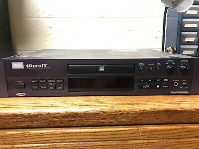 BurnIT CDR - 830 Compact Disc Recorder *FREE SHIPPING*