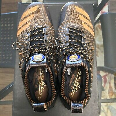 8b465dd0e569 adidas Icon Jackie Robinson Shoes - Size 10 - Dodgers MLB Autograph  Collectable