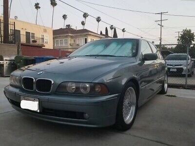 2001 BMW 5-Series  2001 BMW 525i (e39) - Must See - Must Have