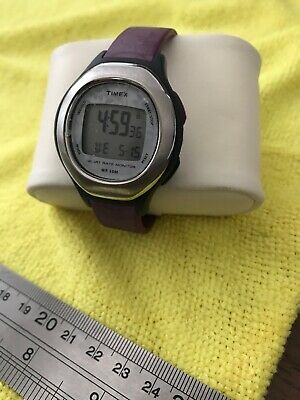 Timex T5K599F5  Heart Rate Monitor New Battery