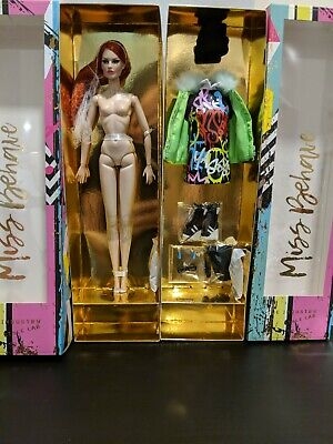 Miss Behave Style Lab Gavin And Graphic Content Fashion NIB No Poppy Pieces/COA