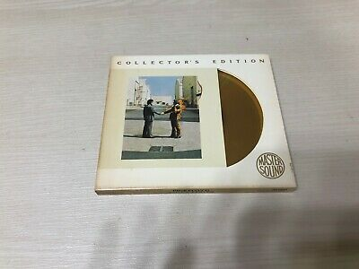 24-Karat Gold Pink Floyd Wish You Were Here Columbia USA