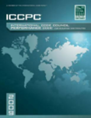 2009 ICC Performance Code for Buildings and Facilities