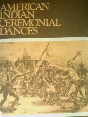 1959 THE URINE Dance Of The Zuni Indians Of New Mexico