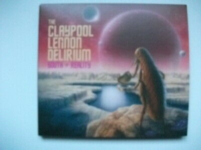The Claypool Lennon Delirium, South of Reality, 2019 CD - FINAL LISTING PRICE
