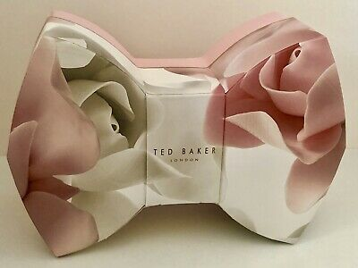 Ted Baker Cherished Treasures Bow Ladies Gift Set Porcelain Rose Collection