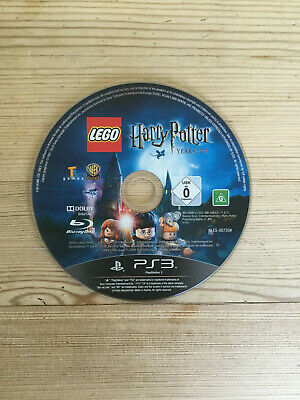Lego Harry Potter Years 1-4 for PS3 *Disc Only*