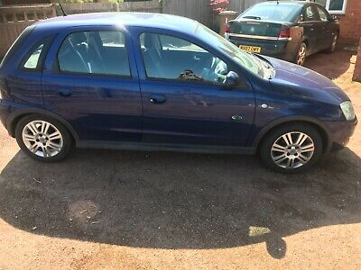 Vauxhall corsa active 1.2 twinsport spares or repair
