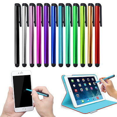 Universal Metal Touch Screen Stylus Pen for iPad iPhone Smart Phone Tablet FQ KK