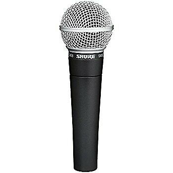 Shure SM58SE Vocal Microphone