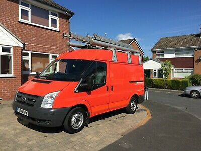 MUST VIEW  Ford transit 110 T300S Clean van Good history low miles 08 100%ebayer
