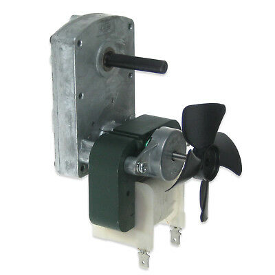 Lincat Mo25 Drive Motor / Gearbox For Ct10 Commercial Rotary Conveyor Toaster