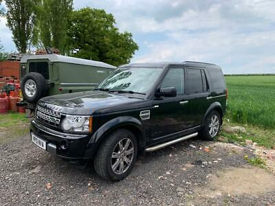 Land Rover Discovery 4 2010 XS 3.0
