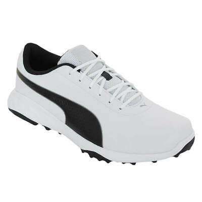 Puma Golf Mens Grip Fusion Classic Spikeless Performance Golf Shoes 45% OFF RRP