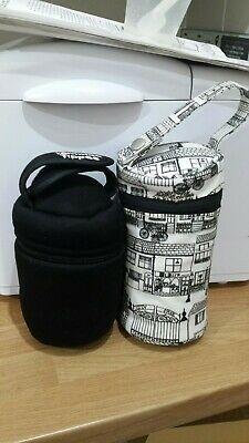 Two Bottle Warmers/Holders (Tommee Tippee & Mothercare)