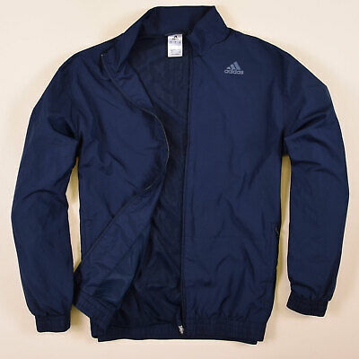 Adidas Euro Club Trainingsjacke blau Gr. XXL