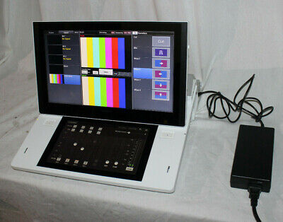 Sony Anycast Touch Live Content Producer AWS-750 Video Switcher