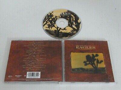 Eagles/the Very Best Of The Eagles(We 833/elektra 9548-32375-2)Cd Album