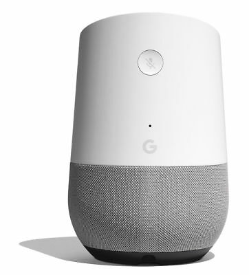 Google Home Smart Assistant - White Slate (BNIB)