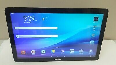 Samsung Galaxy View SM-T677A 64GB, Wi-Fi + 4G (AT&T) 18.4 inch Clean IMEI T2547