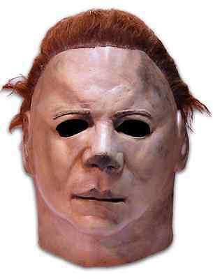 Trick or Treat Halloween 2 Michael Myers Halloween Costume Deluxe Mask JMUS100
