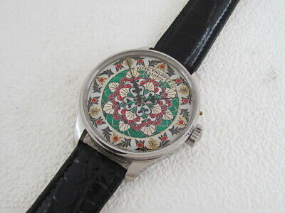 PATEK PHILIPPE & Cie. GENEVE Antique Swiss AMAZING Art Deco Mens Watch EXCELLENT
